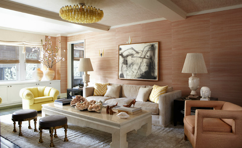 Kelly Wearstler kelly wearstler Most Iconic Designs by Kelly Wearstler coveted Top Interior Designers Kelly Wearstler manhattan apartment 041