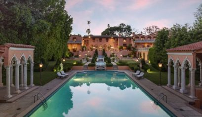 Beverly House, A Mansion To Fall In Love With beverly house Beverly House, A Mansion To Fall In Love With 1011BeverlyDr 04 e1551258849739 409x237