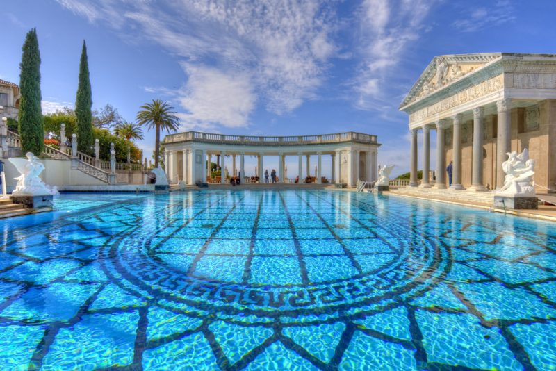Hearst Castle, The L.A. Most Exquisite Landmark