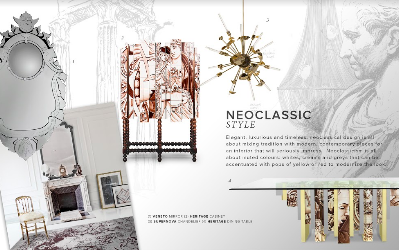 Neoclassic Style And Its Luxurious Décor Ideas