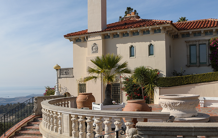 Hearst Castle, The L.A. Most Exquisite Landmark hearst castle Hearst Castle, The L.A. Most Exquisite Landmark New A House Exterior South E9A0680 crpd