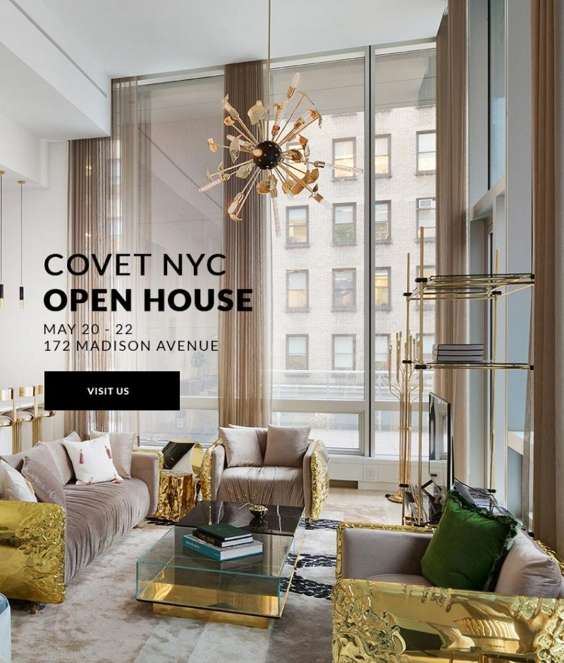 ICFF 2019: Discover The Luxurious Covet NYC Open House icff 2019 ICFF 2019: Discover The Luxurious Covet NYC Open House 1 1 e1558370782281
