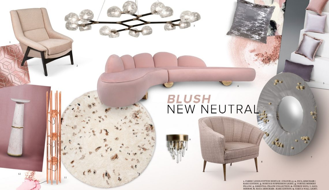 Embrace Summer Vibes With The Blush New Neutral Trend