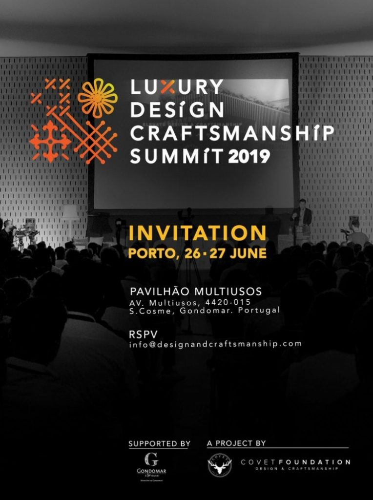 What to Expect From The 2º Luxury Design & Craftsmanship Summit luxury design & craftsmanship summit What to Expect From The 2º Luxury Design & Craftsmanship Summit LDC2 768x1029