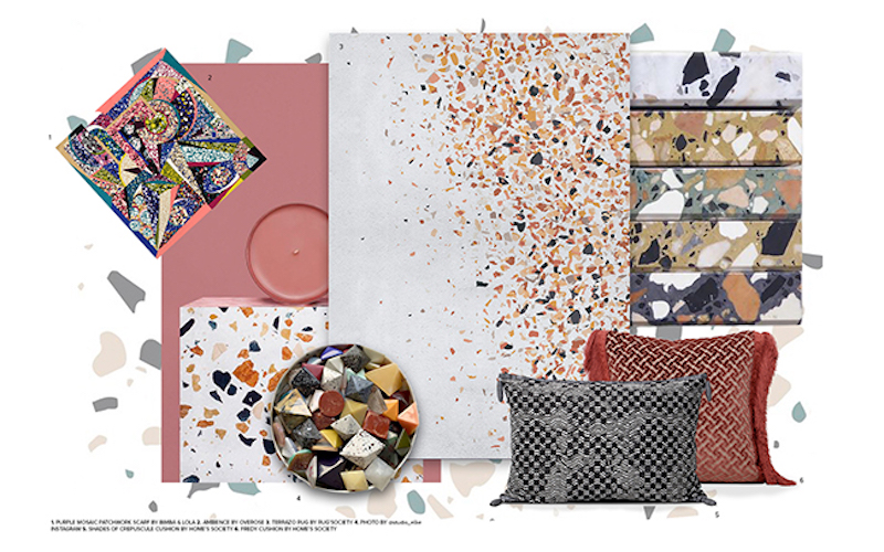 Embellish Your Home With The Amazing Terrazzo Trend