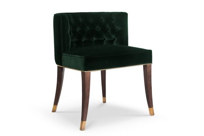 Discover Eccentric Dining Chairs Within Your Luxurious Dining Room  dining chairs Discover Eccentric Dining Chairs Within Your Luxurious Dining Room bourbon dining chair from covet paris 2