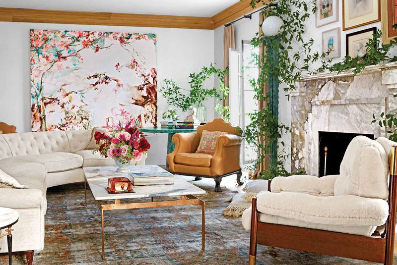 Fall In Love With This Los Angeles Home Designed By Estee Stanley  estee stanley Fall In Love With This Los Angeles Home Designed By Estee Stanley estee stanley house tour lead image 1552337763