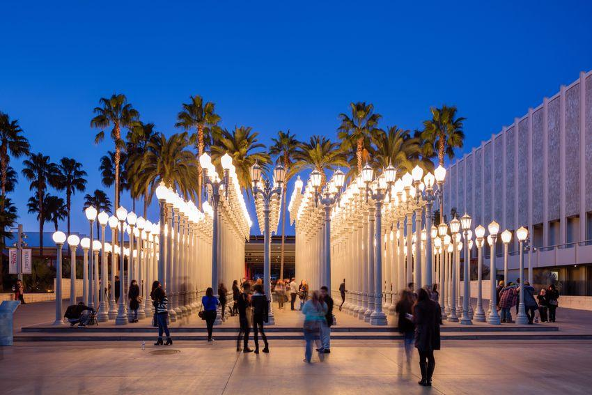 LACMA Get Approval For Its Renovation By Peter Zumthor lacma LACMA Get Approval For Its Renovation By Peter Zumthor lacma museum urban lights