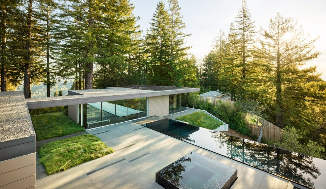 Admire This Spring Road House From EYRC Architects
