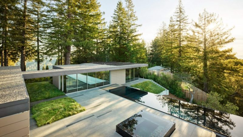 Admire This Spring Road House From EYRC Architects  eyrc architects Admire This Spring Road House From EYRC Architects spring road eyrc architects marin county california dezeen hero a 1704x958 e1557142079277