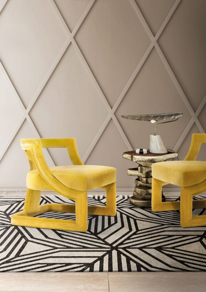 yellow Yellow: The Optimist Summer Color To Delight Your Decor batak