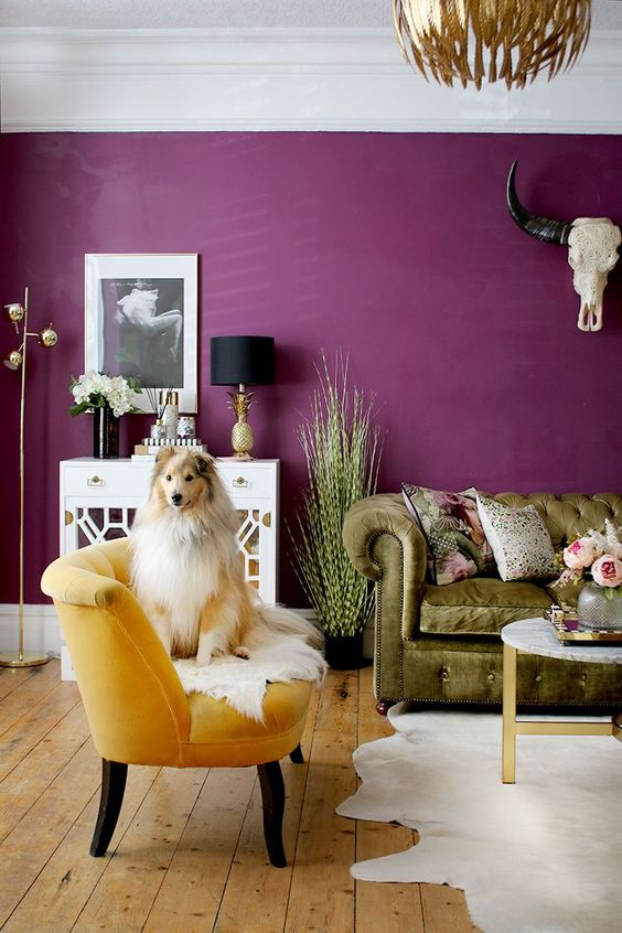 Cassis Color: The Tone that Stands Out In Any Furniture cassis color Cassis Color: The Tone that Stands Out In Any Furniture 2