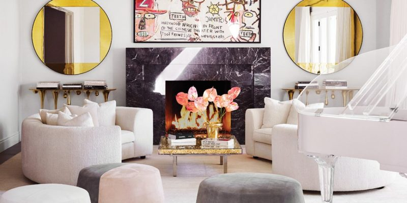 Martyn Lawrence Bullard And The Dreamy Design On Kylie Jenner's House martyn lawrence bullard Martyn Lawrence Bullard And The Dreamy Design On Kylie Jenner's House Kylie Living Room e1562688646740