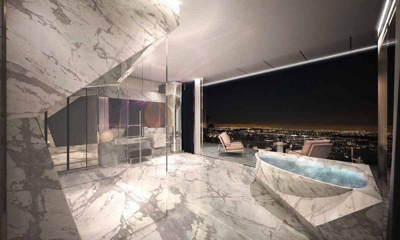 Marco Piva Unveils Calle Vista 1152 Project, in Beverly Hills