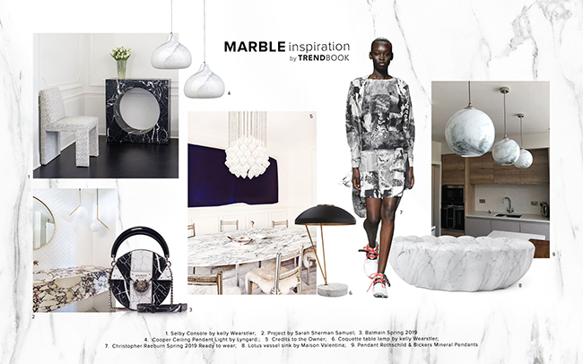 Trend Alert: Learn How To Introduce Marble Into Your Home Decor