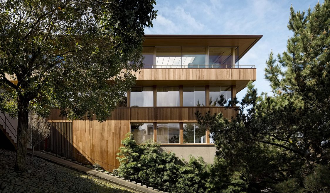 Marmol Radziner: LA Design-Build Innovative Design marmol radziner Marmol Radziner: Innovative LA Design-Build Marmol Radziner San Francisco Jackson House 1124x845 1124x660