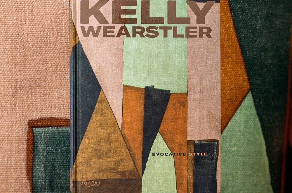 Discover Kelly Wearstler's New Book: Evocative Style