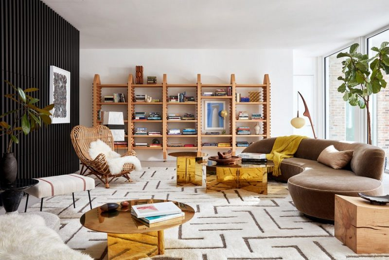 modern mid-century Gaze At The Most Spectacular Modern Mid-Century Interior Projects Gaze At The Most Spectacular Modern Mid Century Interior Projects11 e1568108178562