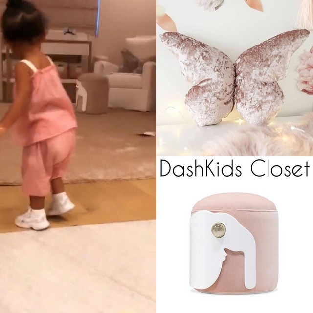kylie jenner Kylie Jenner's Daughter Has The Loveliest Furniture You'll Ever See Kylie Jenners Daughter Has The Loveliest Furniture Youll Ever See